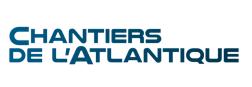 logo chantiers de l'atlantique