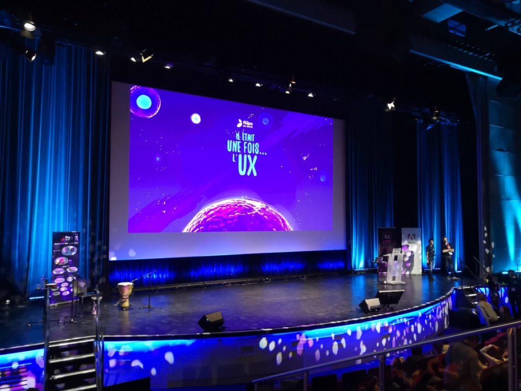 grande scène des flupa ux days 2019