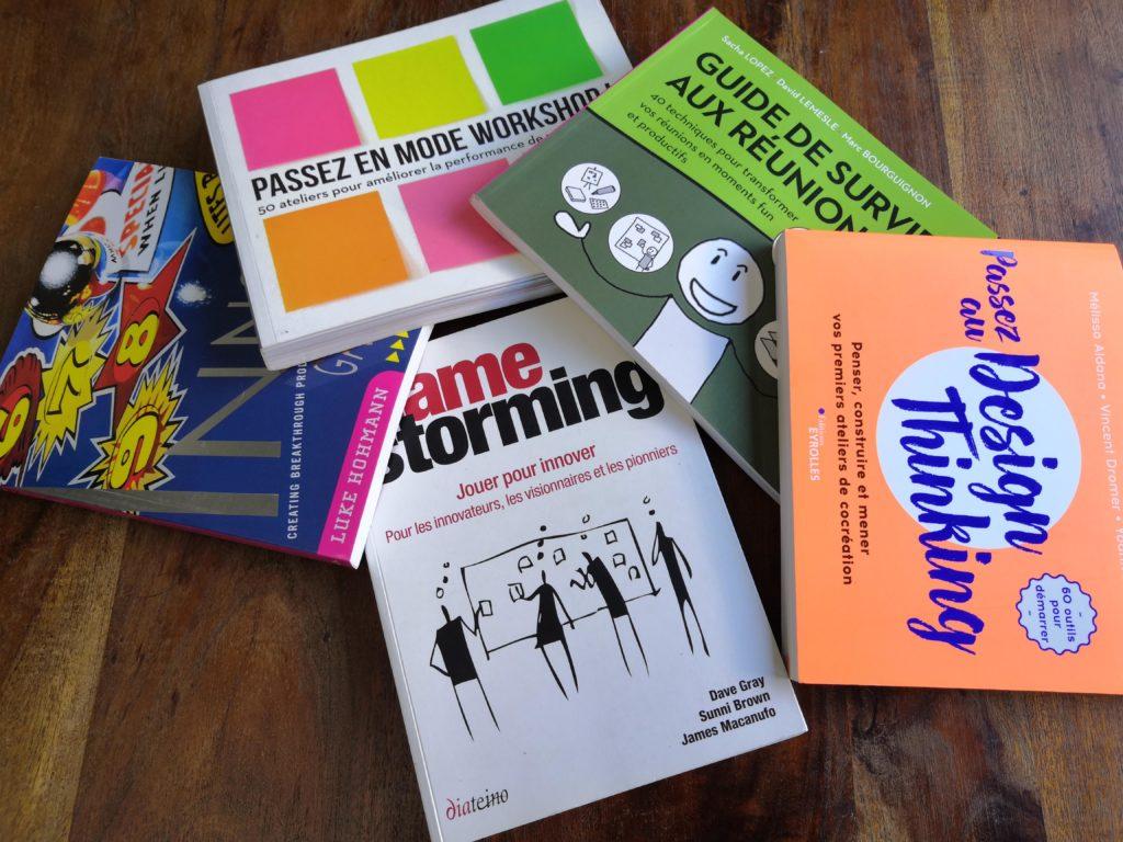 livre facilitation ateliers