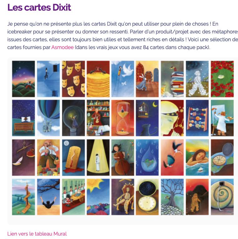 cartes DIXIT sur le blog